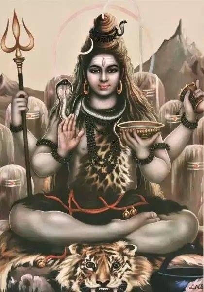 || Om Namah Shivay || The 2nd post of this blog is dedicated to Mahadev who is Husband to Parvati and Father to Ganapati and Kartikeya (Murugan). More in details later. Subscribe.