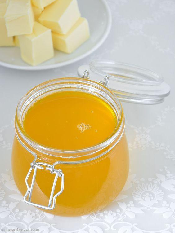 Beurre noisette Nussbutter Rezept braune Butter