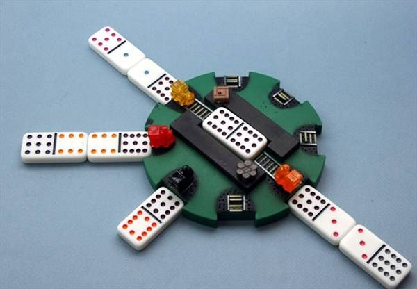 Mexican Train Rules for Dominoes