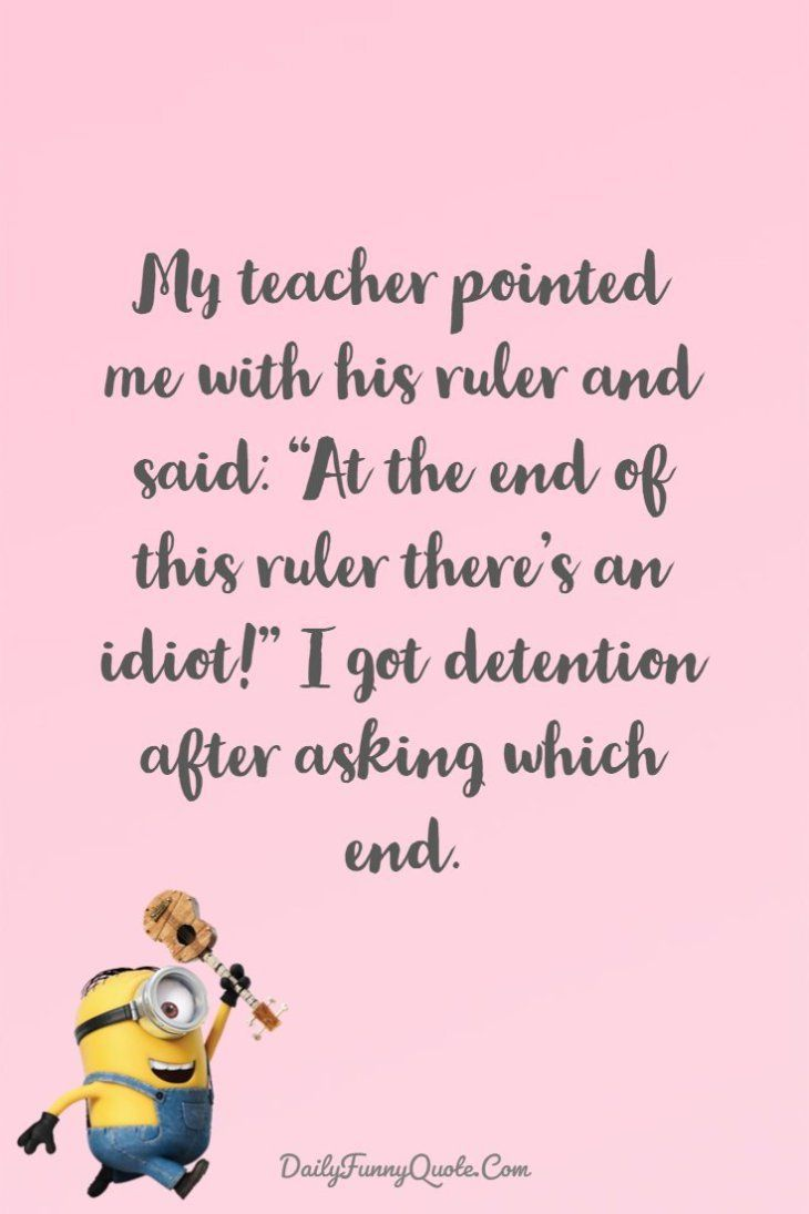 Minions Quotes 40 Funny Quotes Minions And Short Funny Words 23 Bestfriendfunnyquotes Funny Inspirational Quotes Inspirational Quotes Friends Quotes