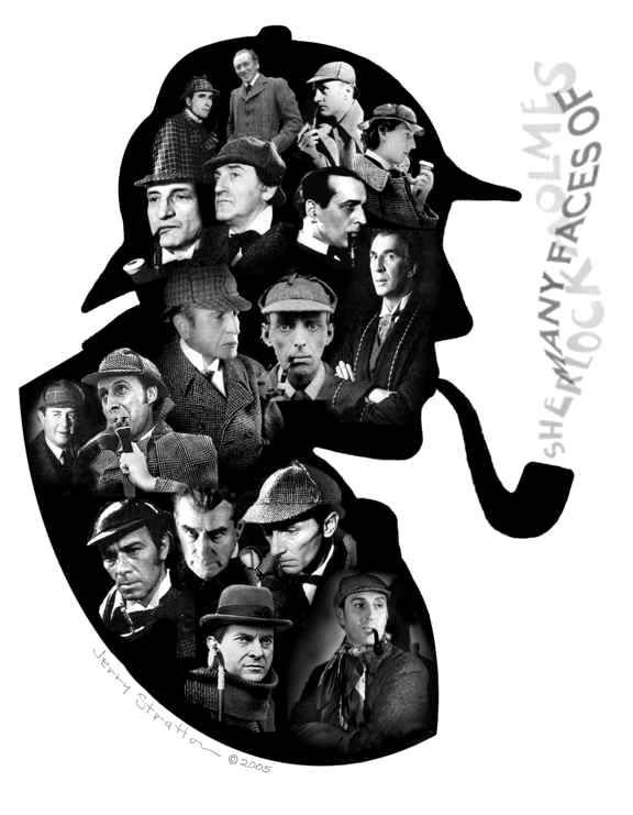"Left Brain: Sherlock Holmes is an absolute genius. His scientific and analytical thinking has made him the face of brilliant detectives...even though he IS the ""man of many faces"". We want our ideal man to be observant, smart, and witty, and Sherlock Holmes perfectly expemlifies these intelligent characteristics."