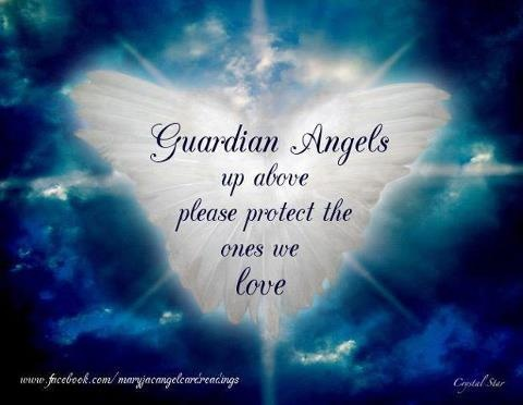 Guardian Angels Above. Repinned by An Angel's Touch, LLC ...
