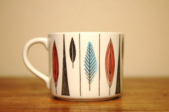 Beautiful! Rörstrand Tango Tea Cup Designed By Marianne Westman - $25