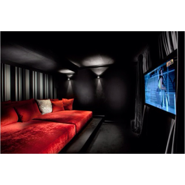 Best Media Room Ideas Images On Pinterest Media Rooms Movie - Awesome media room designs