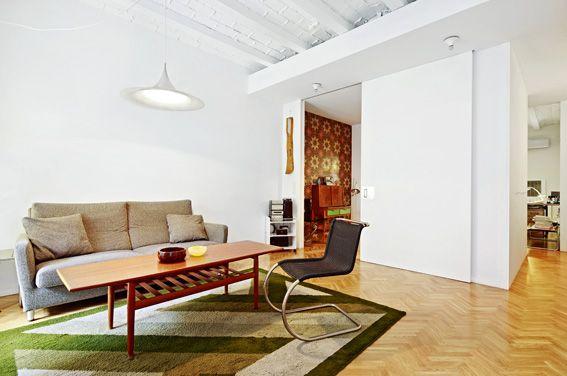 Raval apartment refurbishment : flexoarquitectura