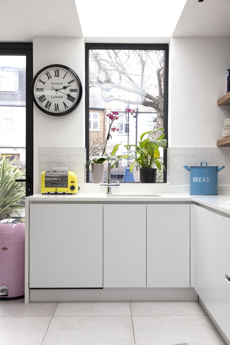 Home of Clare Elise Interiors Kitcehn Colour pops   Clare Elise ...