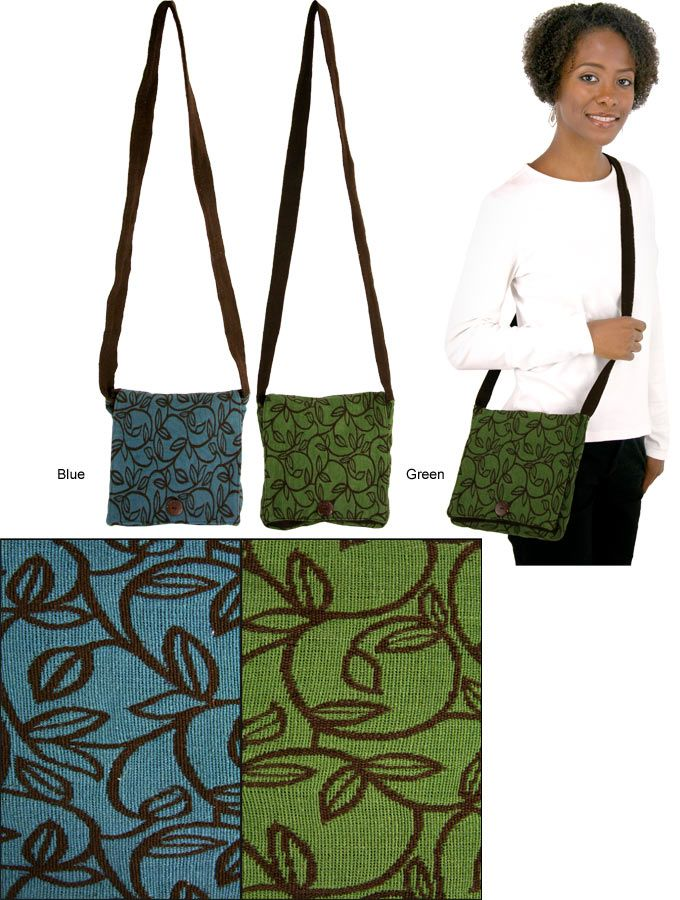 Vine of Life Sling Bag at The Animal Rescue Site