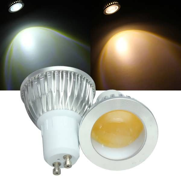 GU10 LED Bulbs 5W COB AC 85-265V Warm White/White Spot Light  Worldwide delivery. Original best quality product for 70% of it's real price. Buying this product is extra profitable, because we have good production source. 1 day products dispatch from warehouse. Fast & reliable shipment...