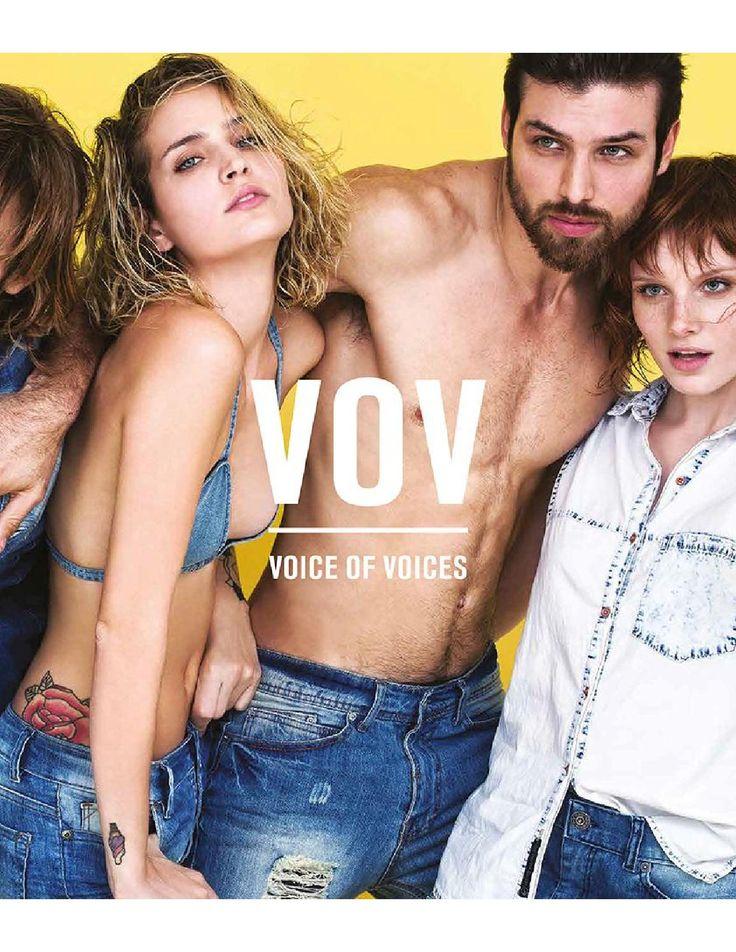 VOV JEANS Catálogo SS16  #love #smile #look #all_shots #colorful #style #swag #fashion #denim #jeans #mylook #vovjeans #abastoshopping #lovedenim #vov #denimforall