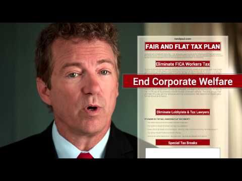 What if I told you, you could have bigger paychecks even without a promotion? Rand Paul's fair and flat tax will put more money into your pocket.