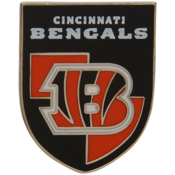 Cincinnati Bengals Team Crest Pin - $4.99