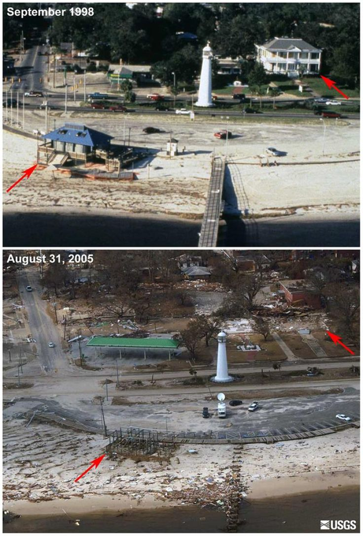 Hurricane Katrina Pictures Then Now Ruin Rebirth Hurricane Katrina Hurricane Camille Katrina