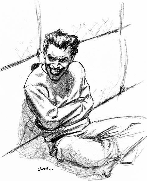 Arkham Joker Drawings In Pencil 1000+ images ab...