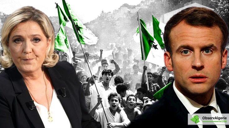 Les déclarations d'Emmanuel Macron sur l'Algérie suscitent