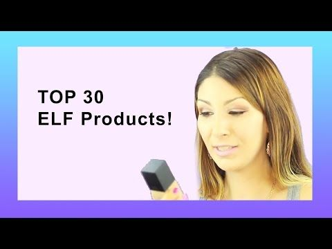 The BEST elf Products - My Top 10 Favorite elf Makeup | Elegance and Beauty Reviews