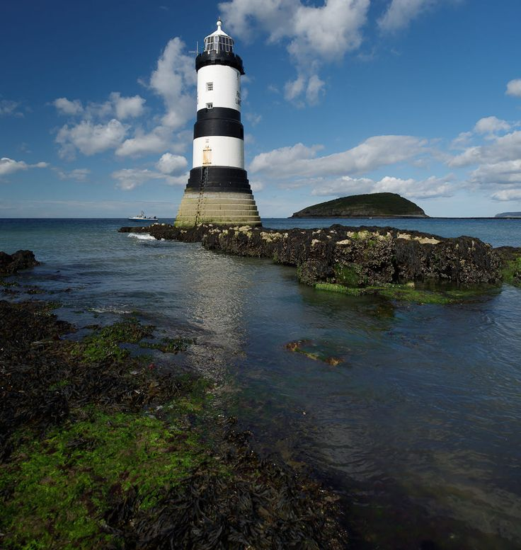 At Penmon Point By Alex Brown On Px