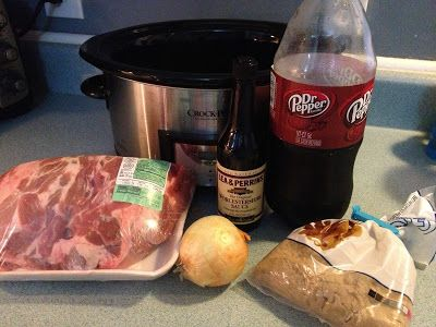 I'm A Celiac: Dr. Pepper Roast Pork