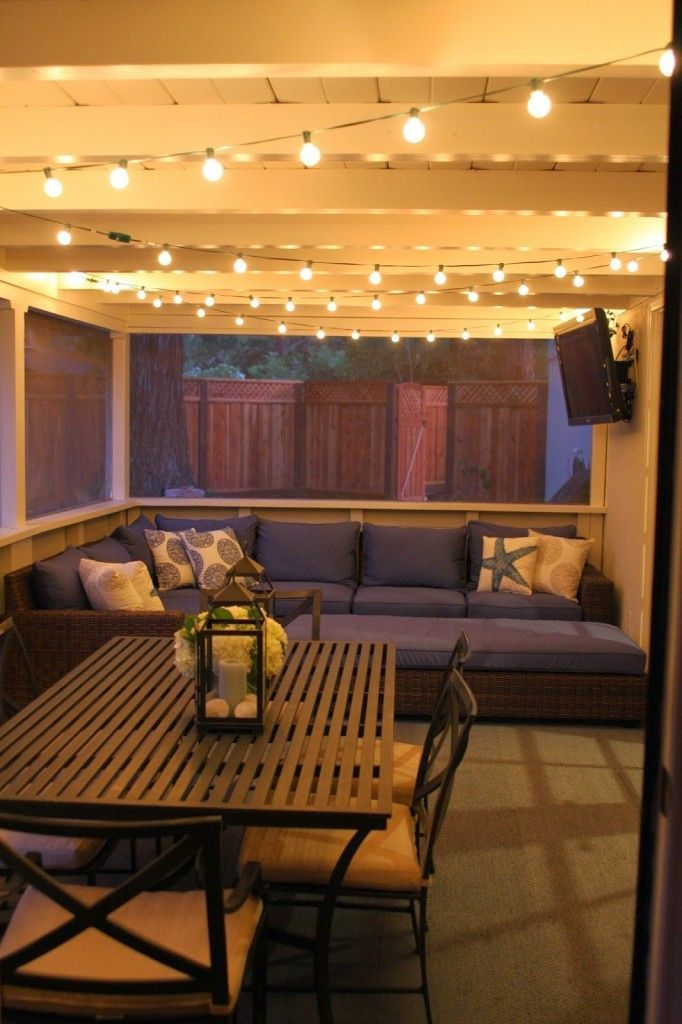 Added a few new details to the patio this week and thought I'd pop in to share. I'm sure some of you may wonder why I'm not calling this a done deal…because, yes, it's looking pretty good– scratch that…AWESOME as is. But I hada few more things to do out here. What things? I am…