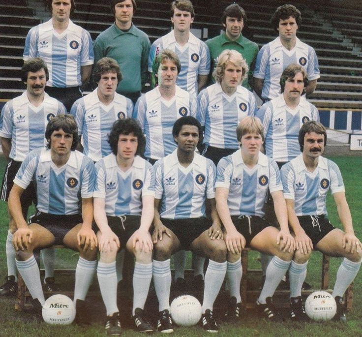 Stockport County 1981.