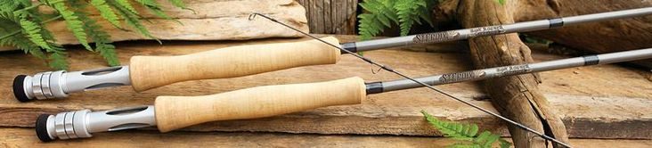 St.Croix Bank Robber Fly Fishing Rods