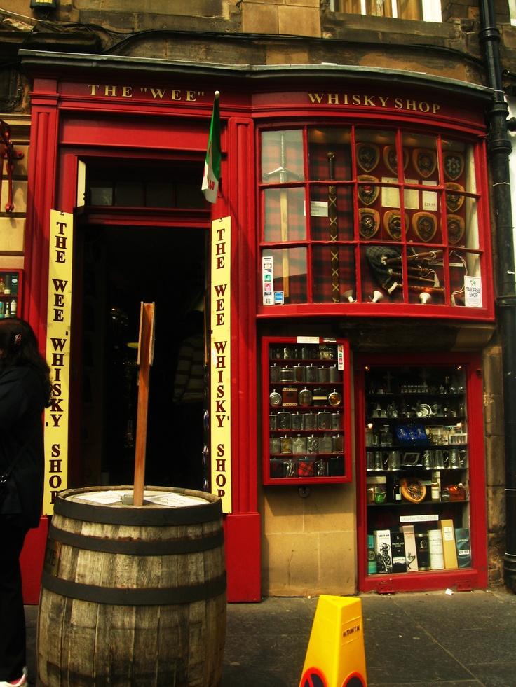 Tour por distilerías de Whisky en Escocia