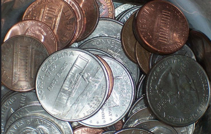 If you're like me, pocket change often seems to be more than a hassle than any good. If you see a penny or nickel on the ground, do you stop and pick it up?  Well, after you read this post, you might decide to change your ways. There are some coins still in circulation that are worth more than you