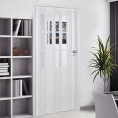 Homestyle Capri 32x80-inch White Folding Door | Overstock.com Shopping - Great Deals on Homestyle Doors
