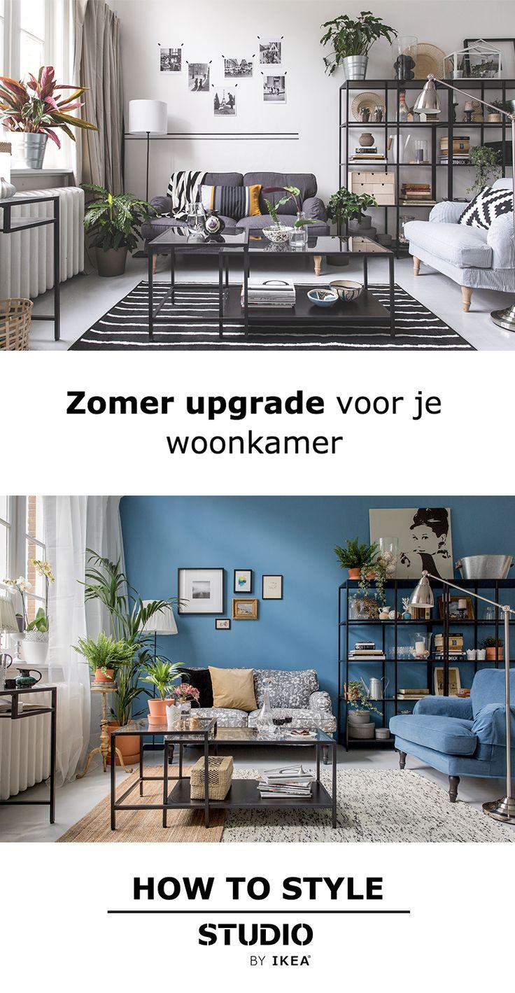 Studio by ikea zomer upgrade voor je woonkamer studiobyikea ikea ikean - Style scandinave ikea ...