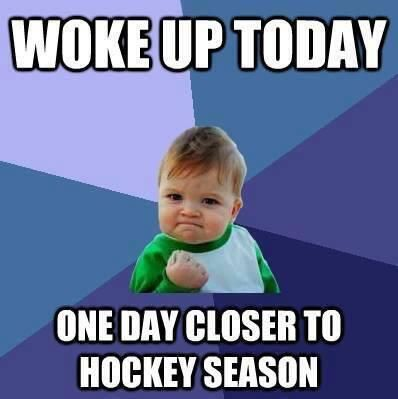 Thank goodness! Is It October Yet?