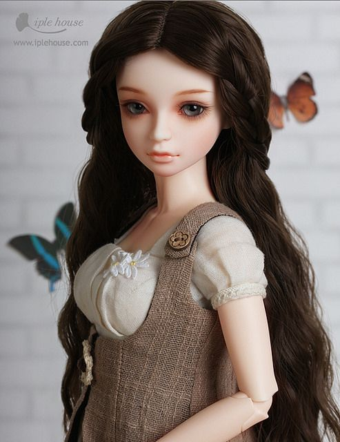 Gorgeous Ball Jointed Doll by Iplehouse!