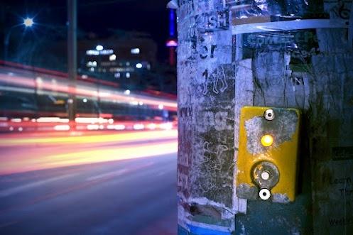 Crosswalk Interaction  Photographer: Serge Ivanov