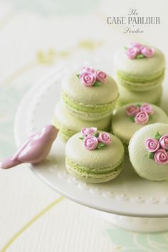 The Cake Parlour makes a delicious range of macarons and meringues for any special occasion. They make perfect wedding favours for your guests.