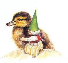 Rien Poortvliet ~Elf Lisa~..................lb xxx.
