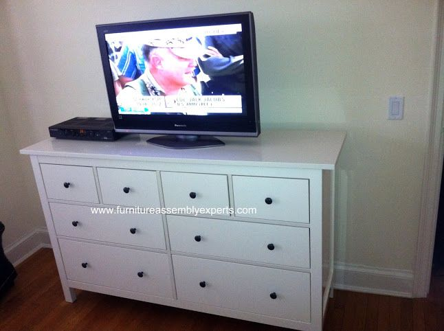 Ikea Hemnes 8 Drawers Dresser Embled In Alexandria Va By Furniture Embly Experts Llc C Service Contractor Dc Md