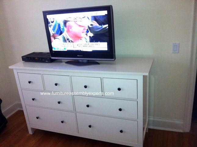 hemnes dresser 3 drawer assembly 2