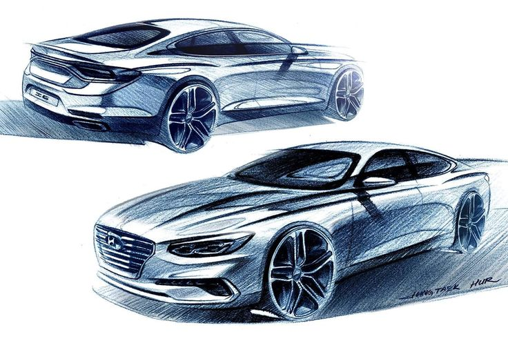 IG Exterior Sketch