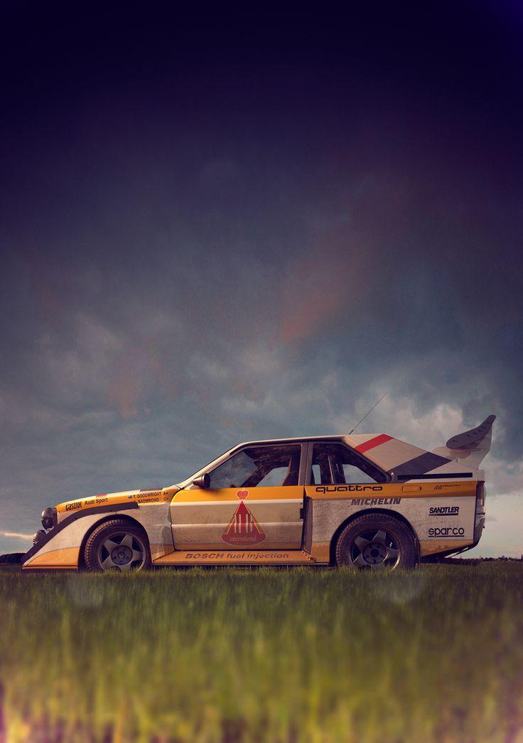 Audi Quattro Sport 2 by ~TimHylkema on deviantART
