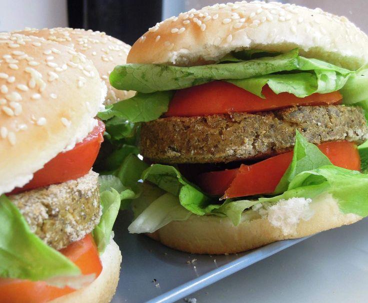 Ricetta HAMBURGER DI TOFU AROMATIZZATO pubblicata da ghidiniclara - Questa ricetta è nella categoria Secondi piatti vegetariani