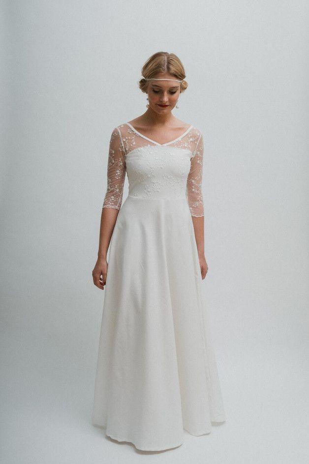 17 best Ave evA Brautkleider bodenlang images on Pinterest | Bridal ...
