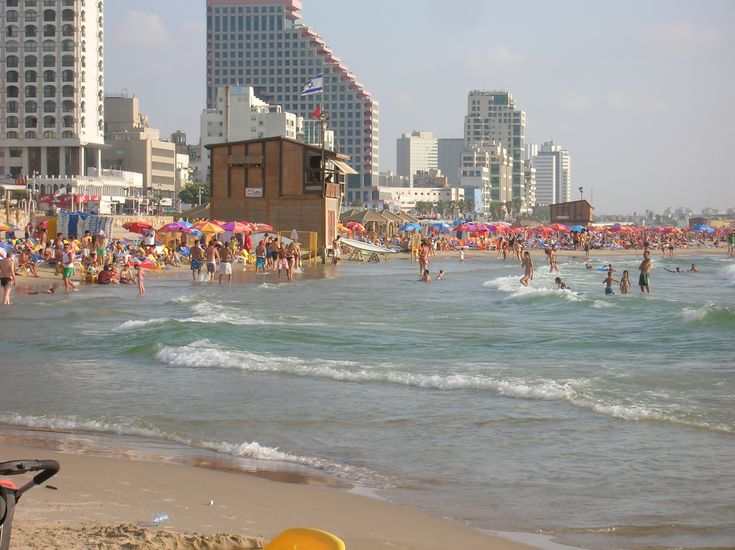 Top 6 things to see and do in Tel Aviv
