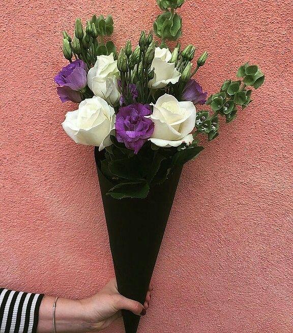 Lisianthus, rose