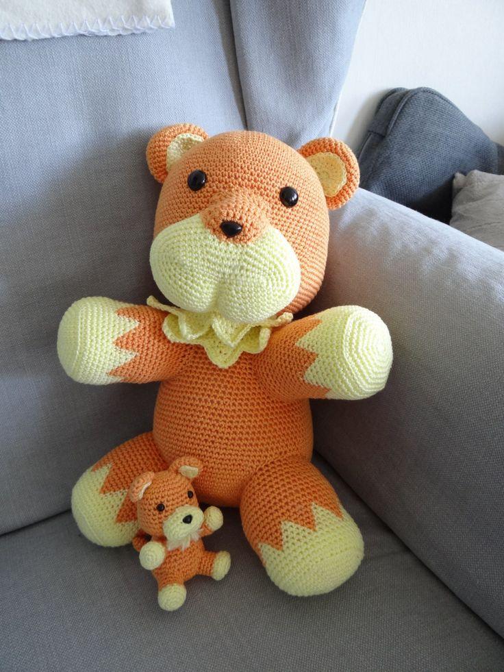 Amigurumi Patterns Wordpress : 1000+ images about Teddy`s on Pinterest Tatty teddy ...