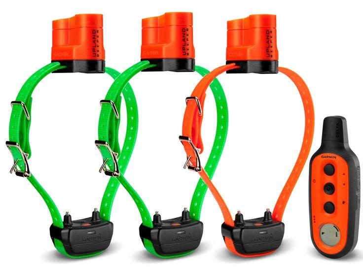 Obroża Elektroniczna Garmin Delta Upland Xc 1200 Metrów Zasięgu Dla Trzech Psów, Nowość obroża elektroniczna Garmin DELTA