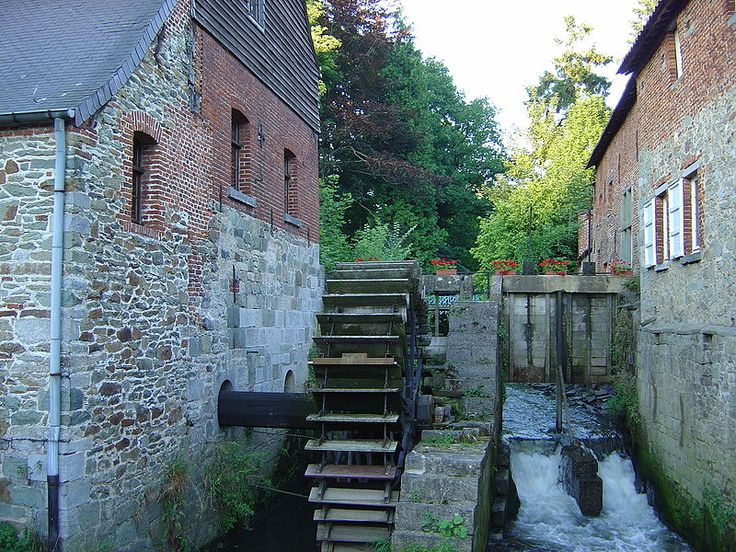 They were also great contributors to the Industrial Revolution. Their monasteries had factories, where they developed water power that fueled their production for wheat, cloth, tanning materials, and flour. They later used this hydraulic engineering to create power and a system for central heating.