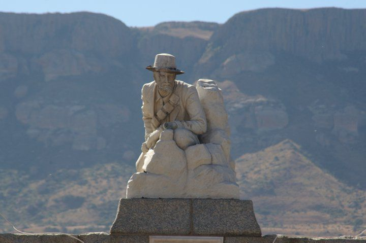 Anglo Boer War memorial for the Boer soldiers
