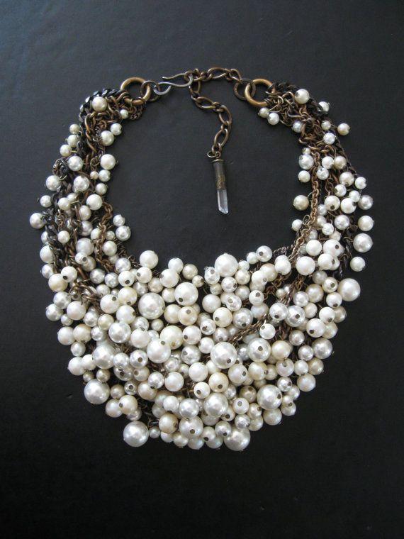 25+ best ideas about Neckline necklace on Pinterest