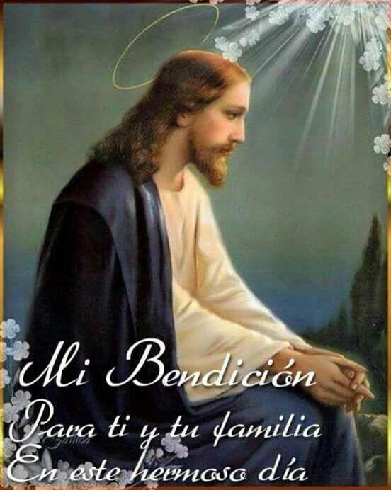Dios te bendiga hoy y  siempre!