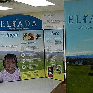 Eliada Home Displays & Banners