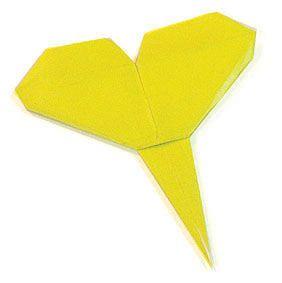 Origami Ginkgo Biloba