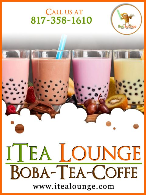 Services Offered: Tea Shop in Euless, TX, Boba Tea ...